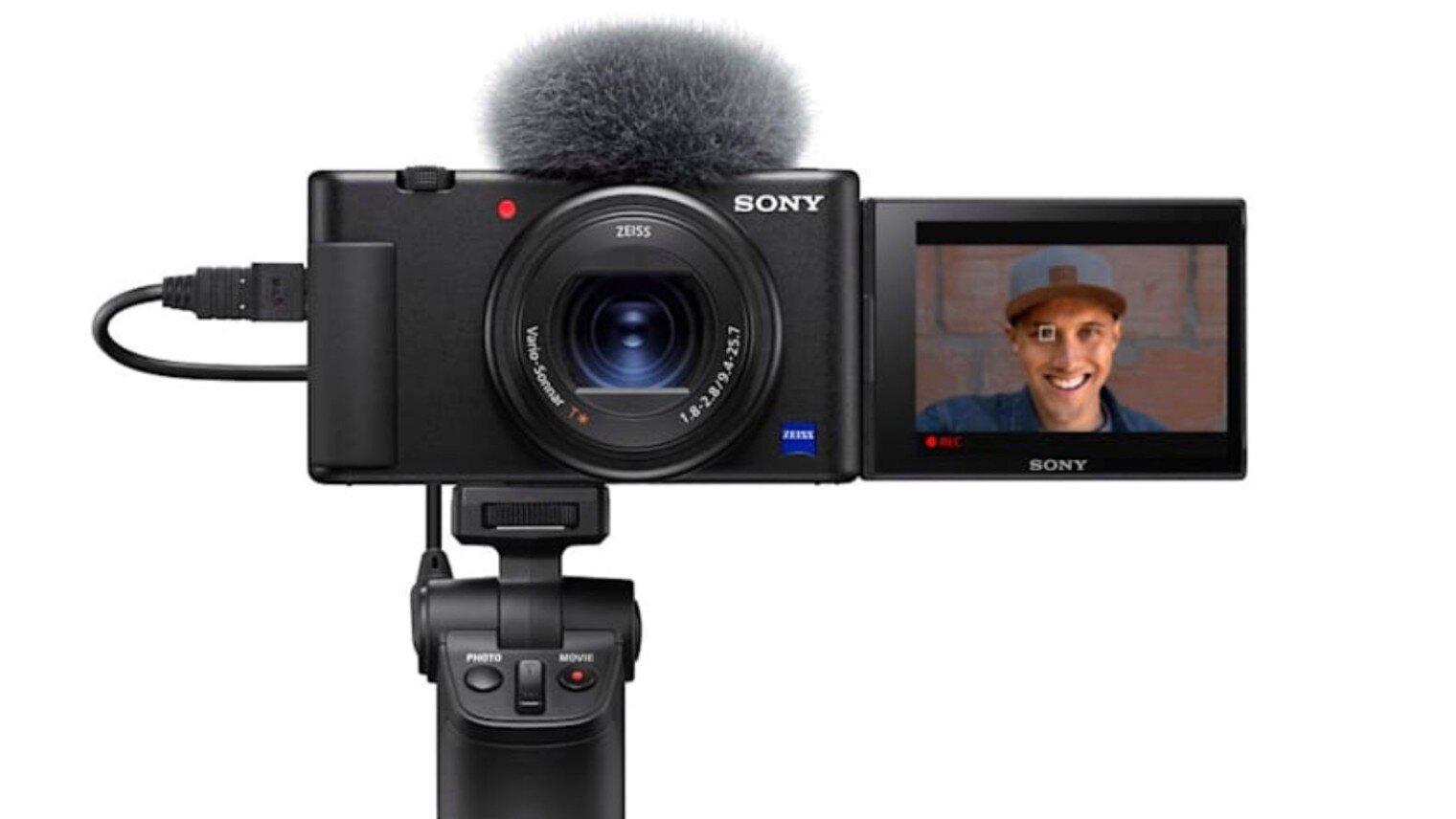 Vloggerlar için başarılı bir kamera