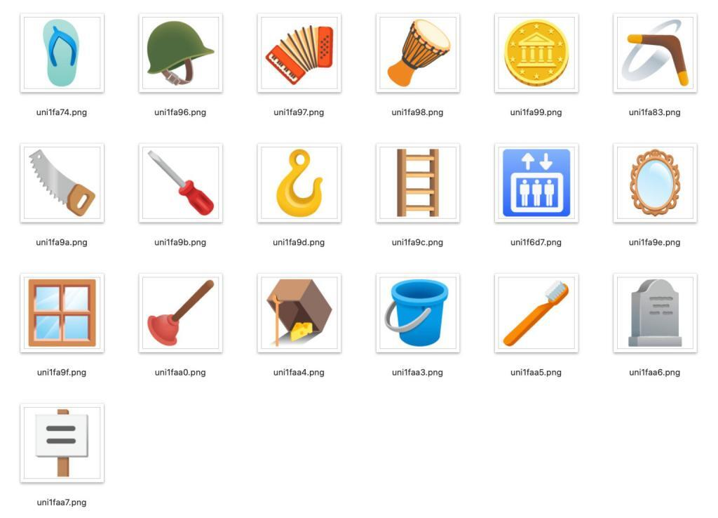 Android Yeni Emojiler