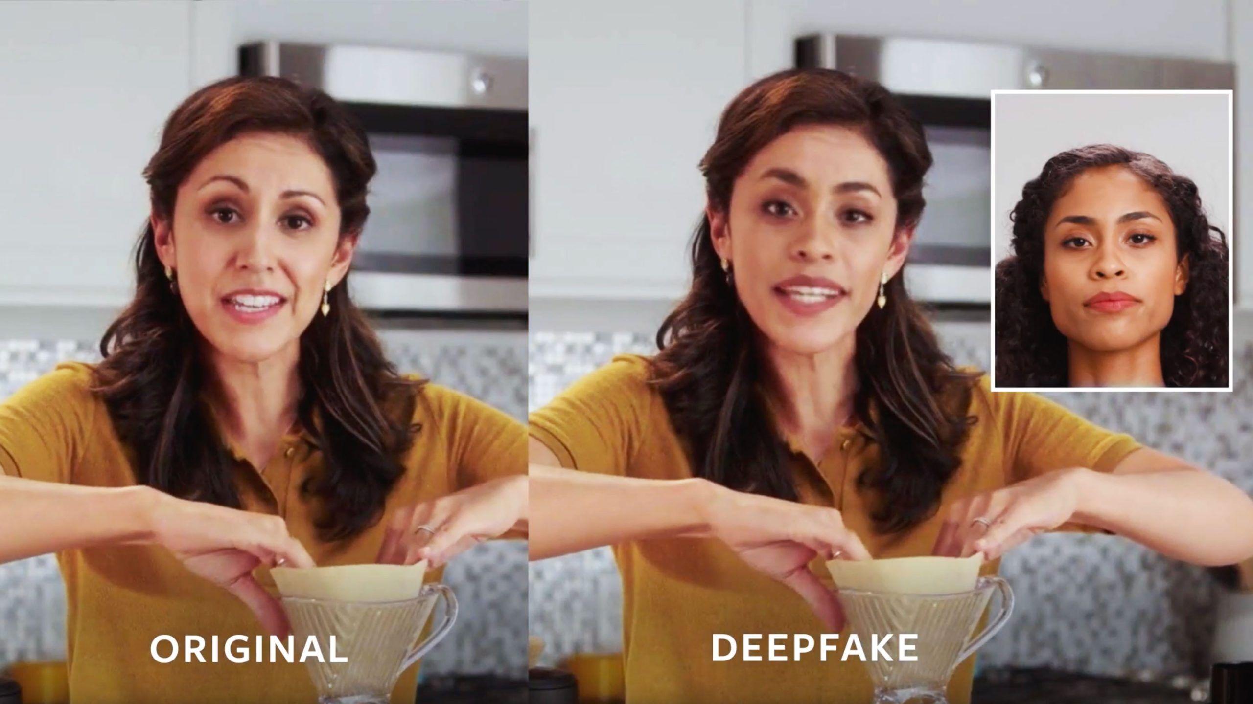 facebook deepfake algılama