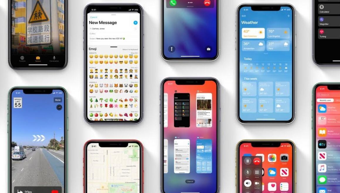 iOS - Apple WWDC 2020