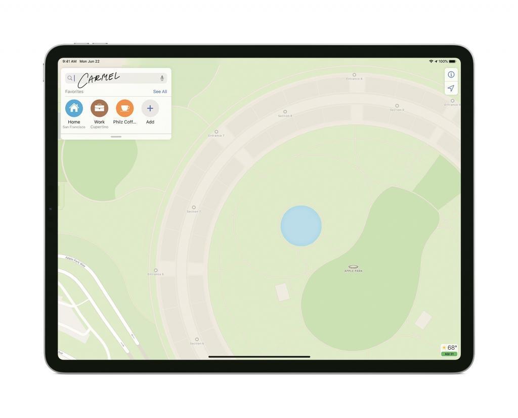 iPadOS 14 El Yazısını Metne Dönüştürme