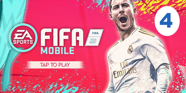 oyun önerileri fifa mobile