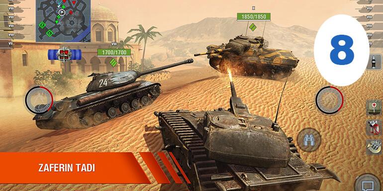 popüler savaş oyunları world of tanks blitz