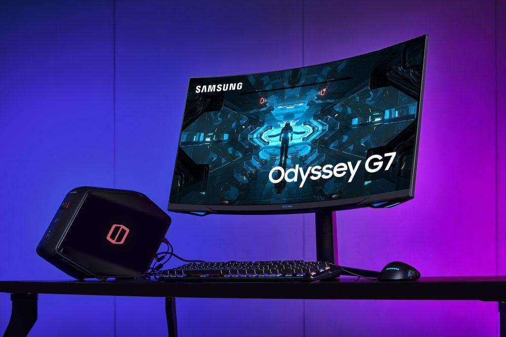 Samsung Odyssey G7