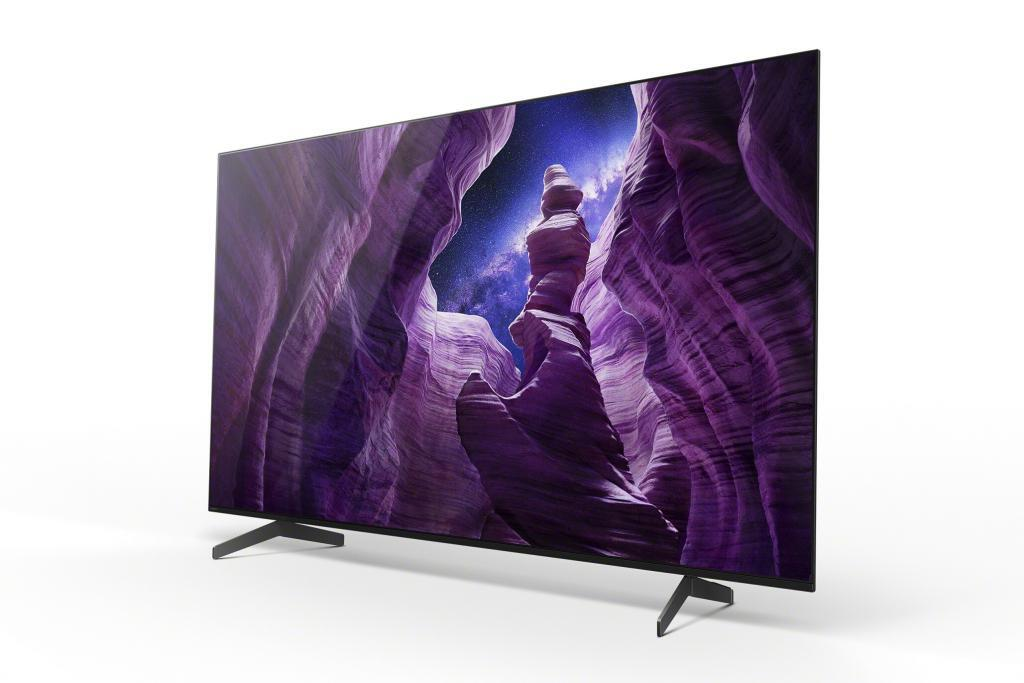 Sony A8 4K HDR OLED TV
