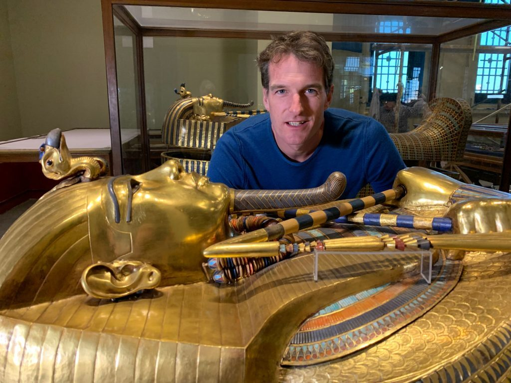 Tutankamon Hayatı Ölümü ve Mirası