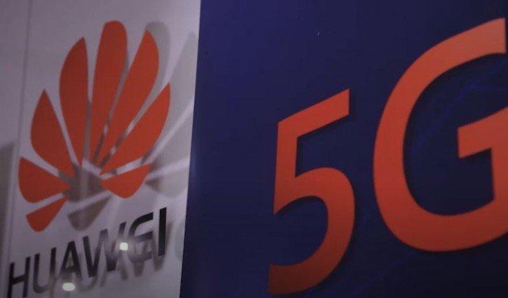 Huawei İngiltere 5G