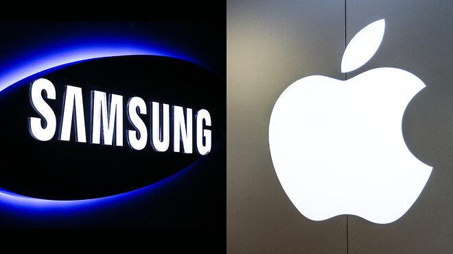 iPhone Samsung Ekran