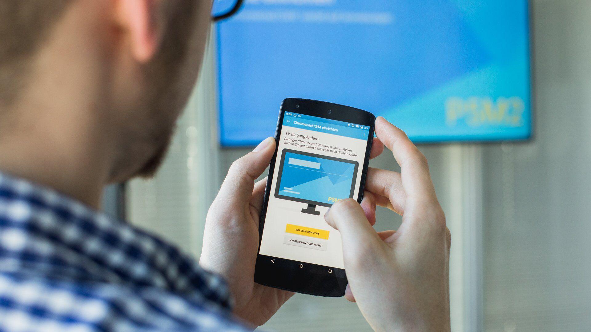 Android Uygulamalar Aracılığıyla Telefondan Televizyona Bağlanma