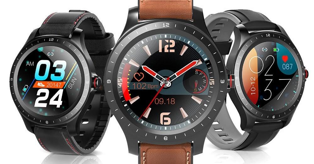 BlitzWolf HL2 Akıllı Saat