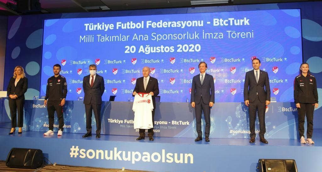 BtcTurk Futbol Ana Sponsoru