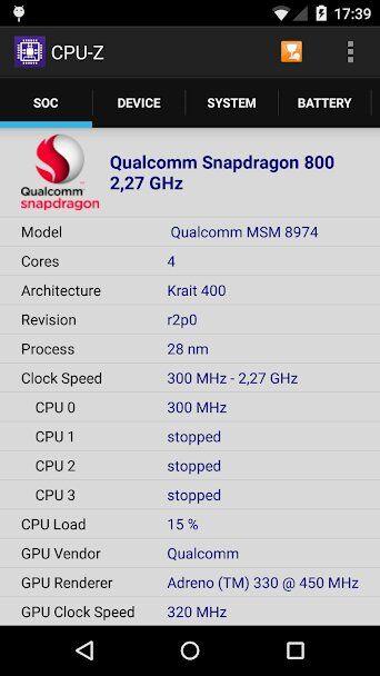 CPU-Z ile Telefon İşlemci Bilgisi Nasıl Öğrenilir