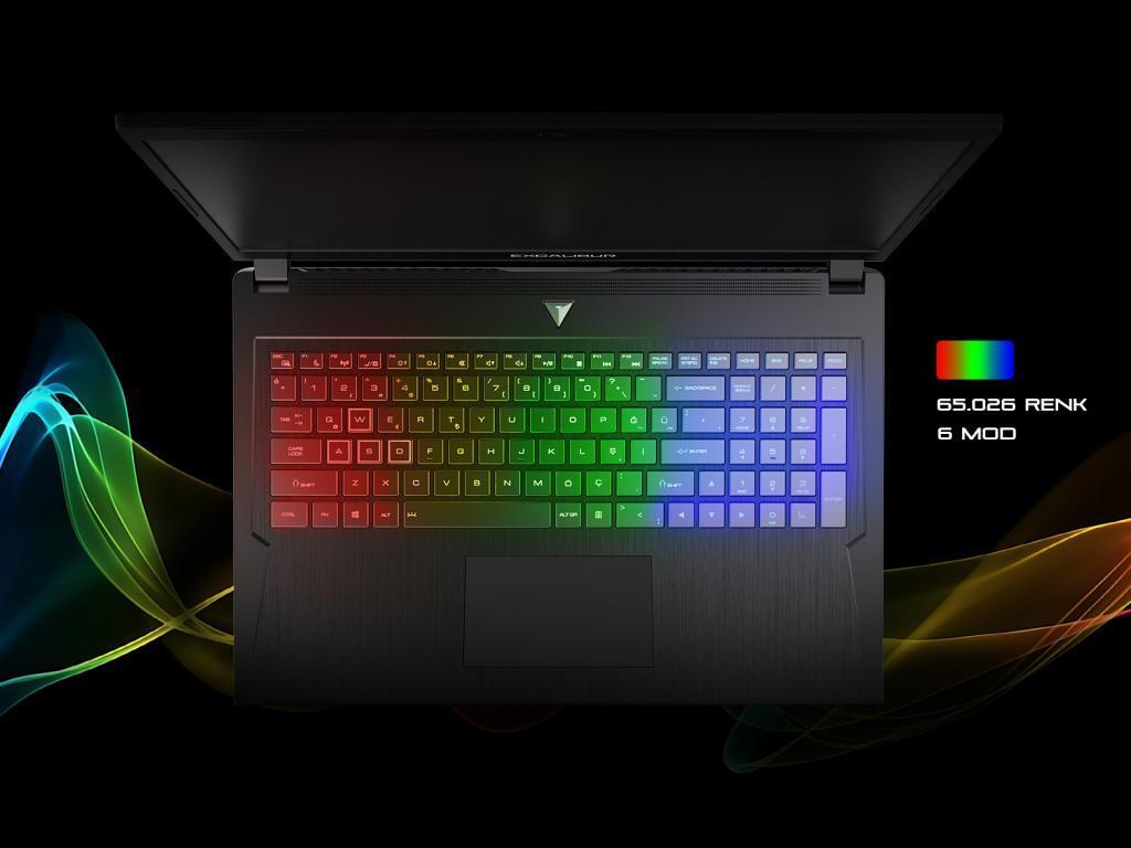 Excalibur G780 Oyun Bilgisayarı