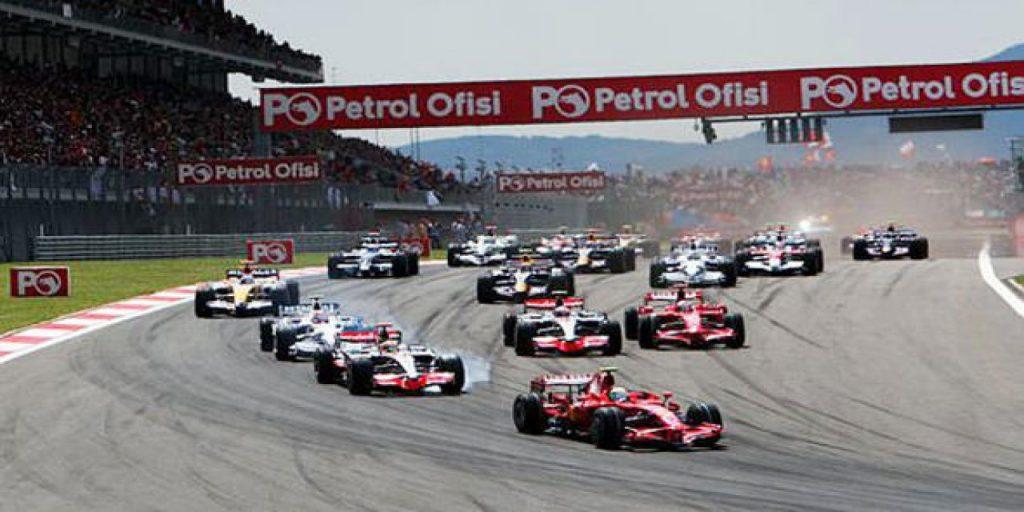 Formula 1 Intercity İstanbul Park