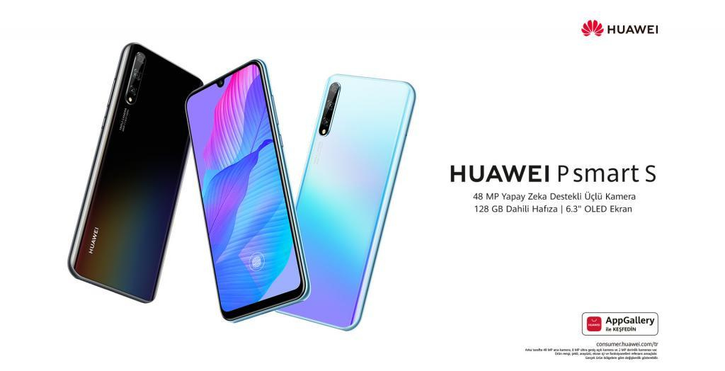 Huawei P Smart S Fiyat