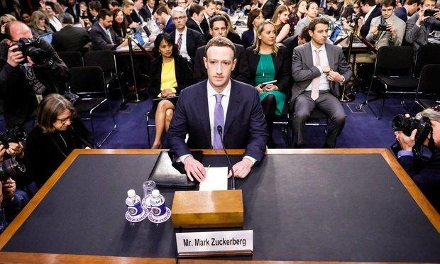 Mark Zuckerberg Yasal Yaptırımlar