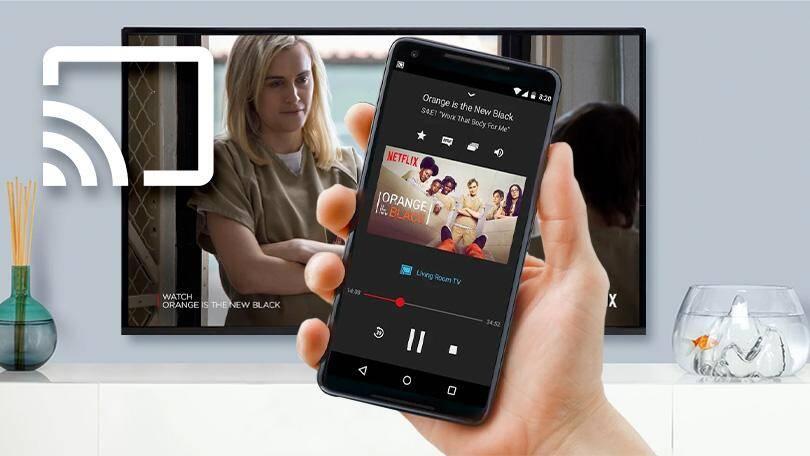 telefondan tv'ye wifi ile bağlanma