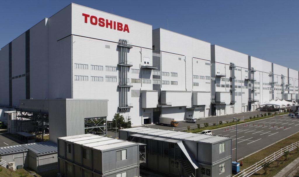 Toshiba Pazar Lideri