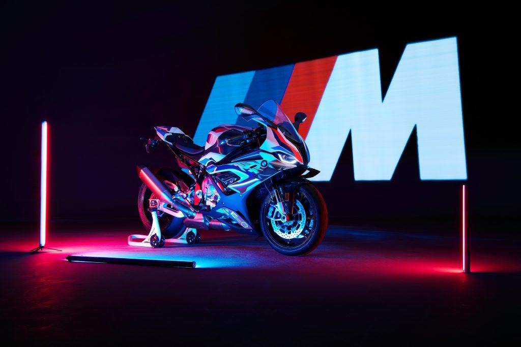 BMW En Güçlü Motosiklet