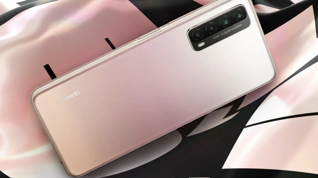 Huawei P Smart 2021 Batarya