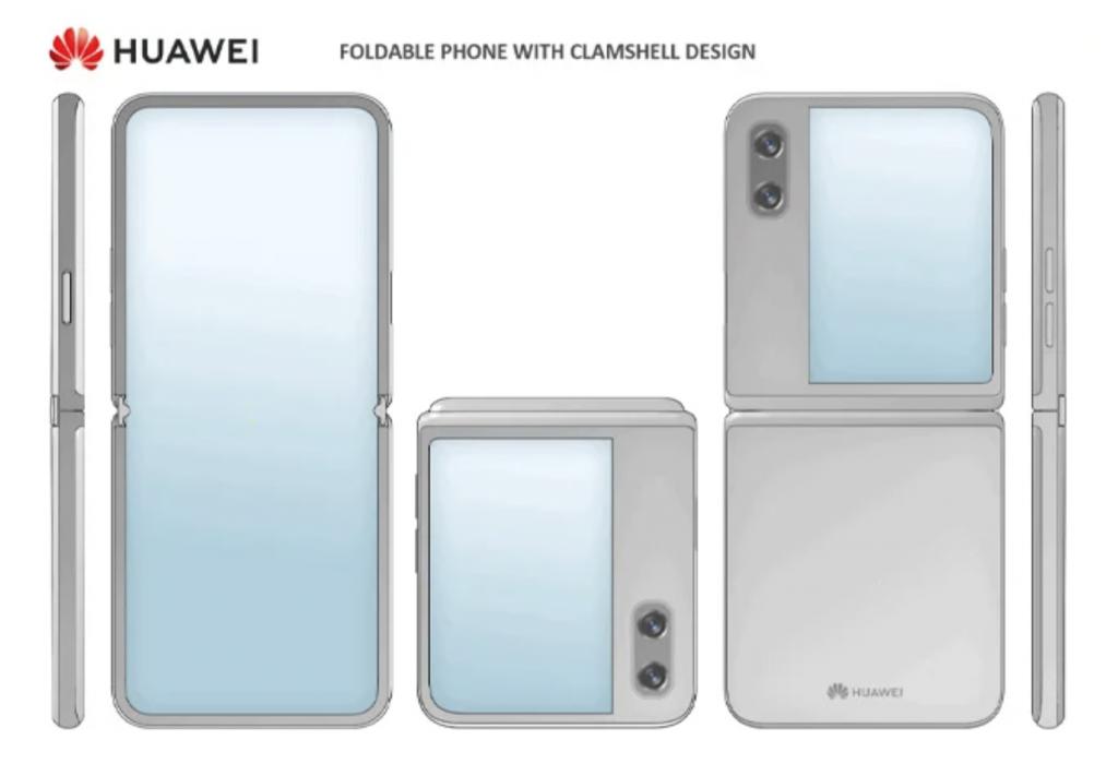 Huawei Yeni Katlanabilir Telefon