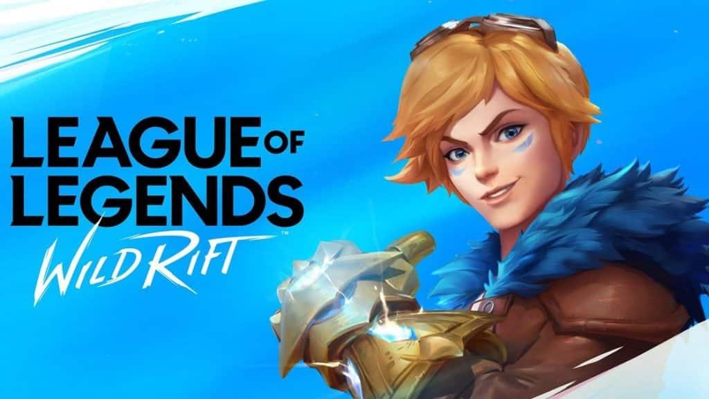 League of Legends: Wild Rift Oynanış Videosu