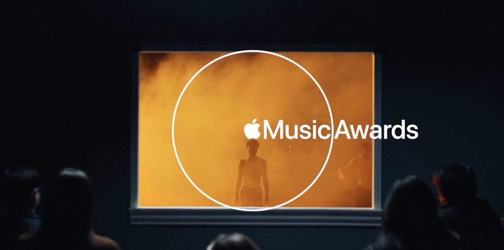 2020 Apple Müzik Ödülleri Kazananları