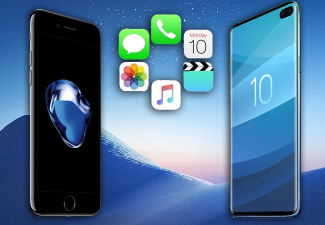 Android iOS Veri Transferi Nasıl Yapılır