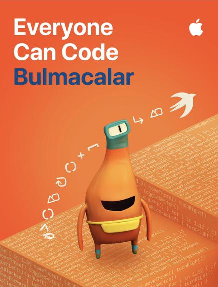 Apple Herkes Kod Yazabilir