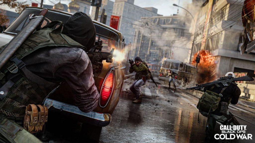 Call of Duty: Black Ops Cold War Ücretsiz