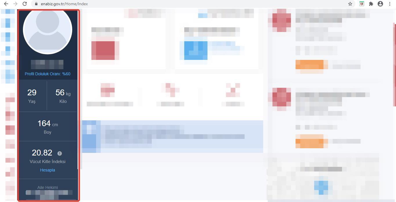 E-Nabız Kayıt Olma