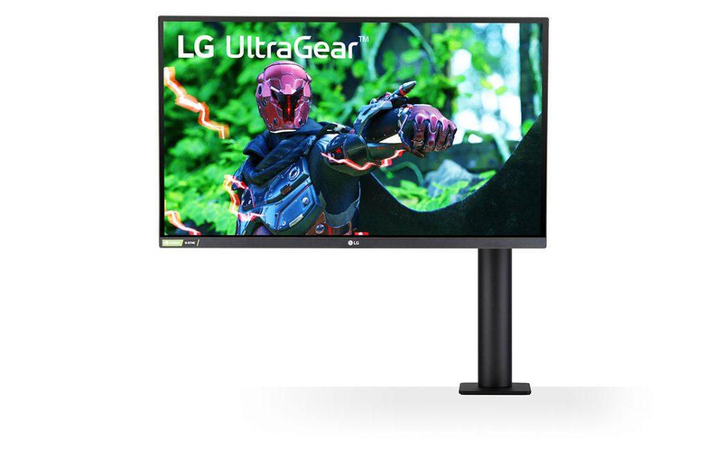 LG UltraGear Monitör