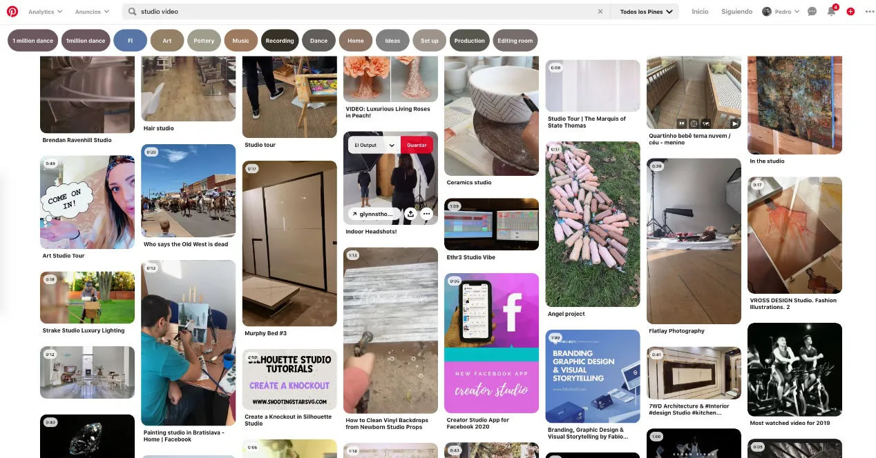 Pinterest Hesap Silme İşlemi