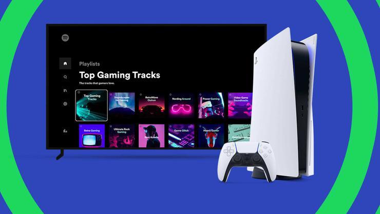 PlayStation 5'in Uzaktan Kumandasına Spotify Entegrasyonu - TeknoSafari