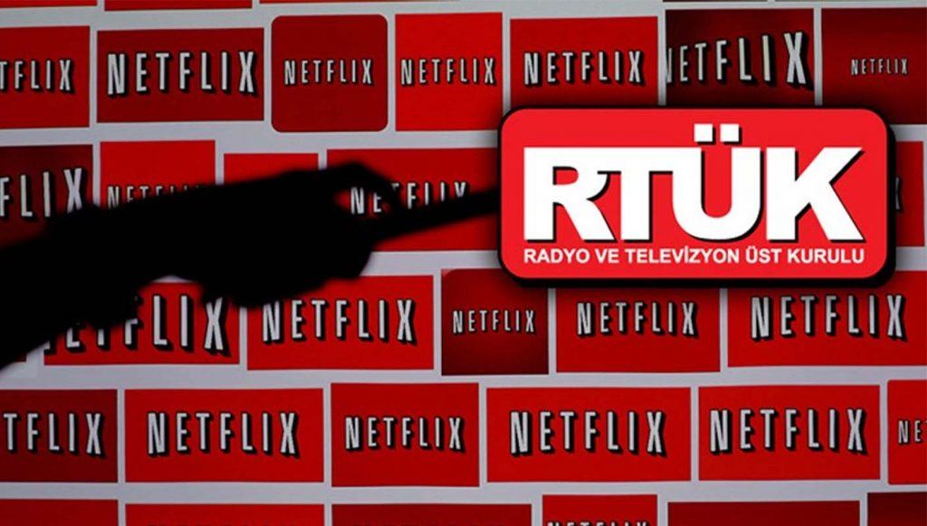 RTÜK Netflix Açıklama