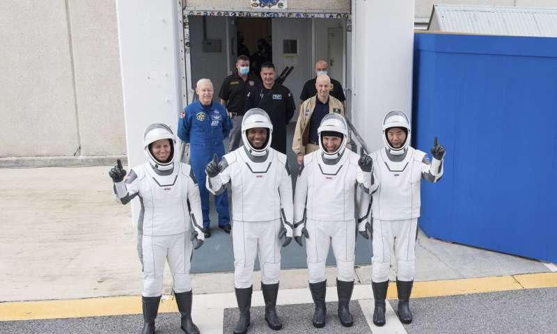 SpaceX Crew-1 Görevi