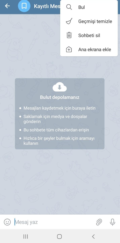 Telegram Nasıl Kullanılır?