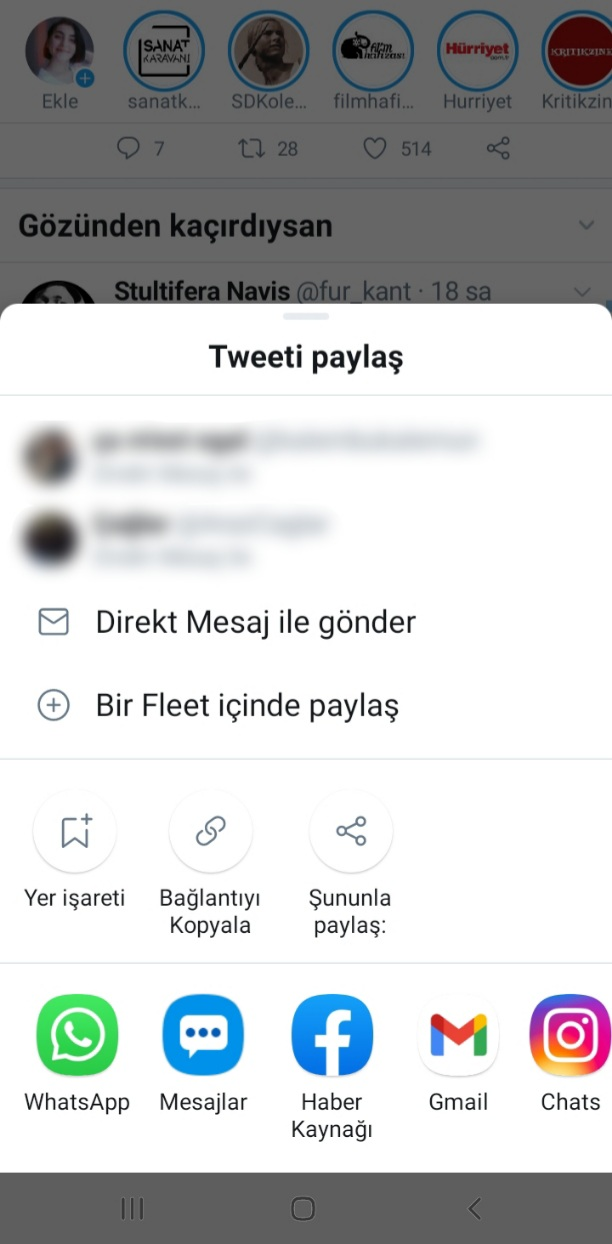 Twitter Fleets Nasıl Kullanılır?