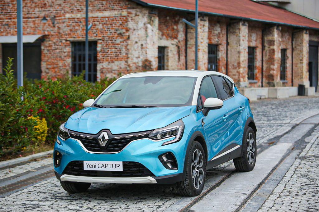 Yeni Renault Captur Dizel