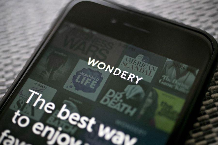 Amazon Wondery Satış