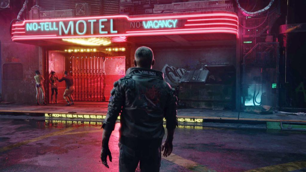 Cyberpunk 2077 Epic Store