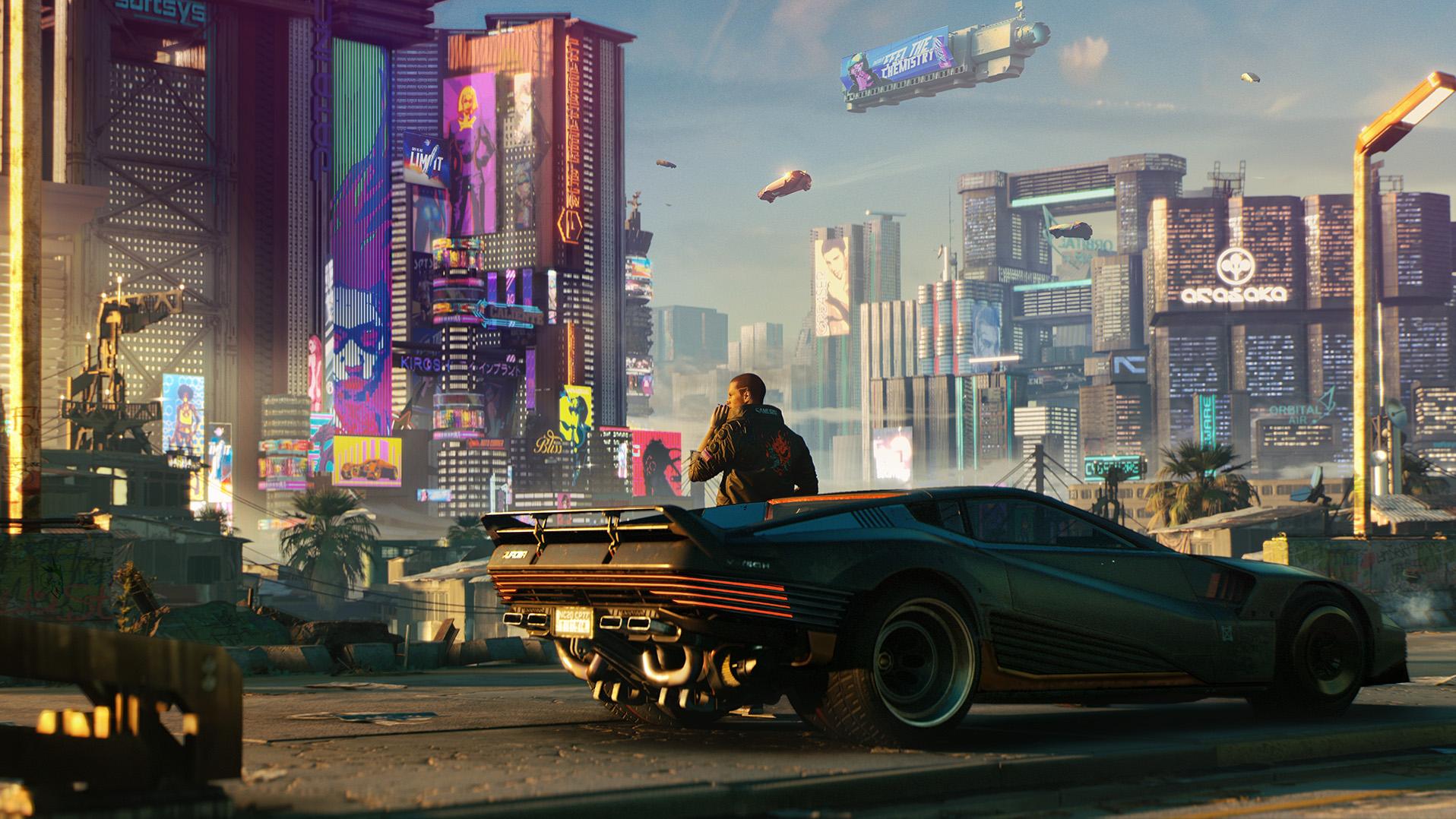 Cyberpunk 2077, İlk Gününde Bulut Tabanlı Oyun Platformu 'GeForce NOW'  Bünyesine Eklendi - TeknoSafari