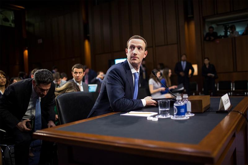 Facebook ABD Federal Ticaret Komisyonu