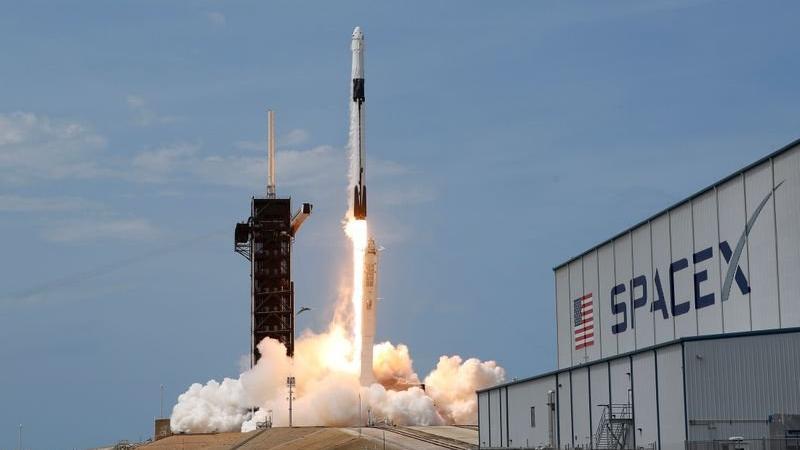 Falcon 9 Blok 5 SpaceX