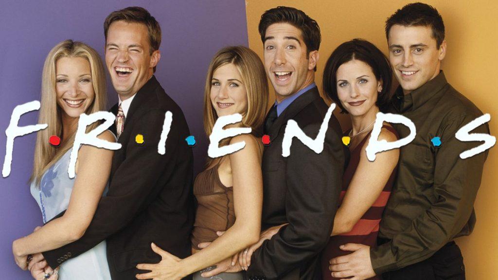 Friends İlk Bölümü
