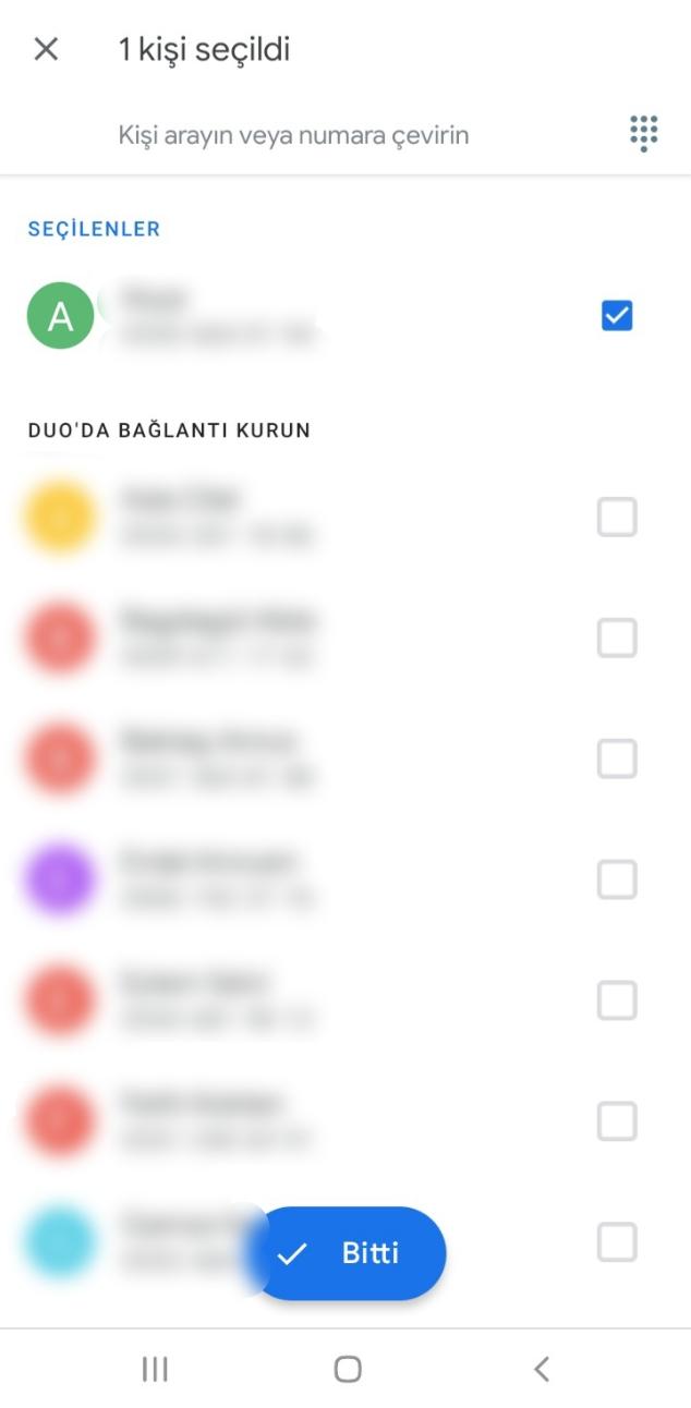 Google Duo Nedir?