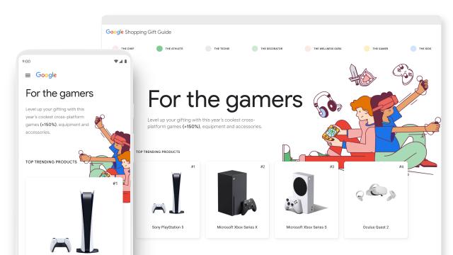 Google Hediye Kılavuzu