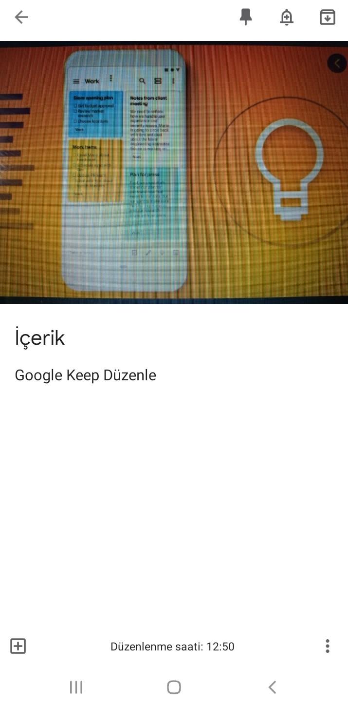 Google Keep Ne İşe Yarar?