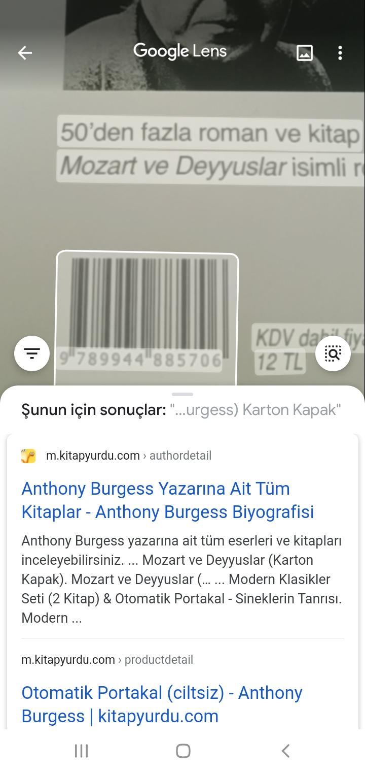 Google Lens Nasıl Kullanılır?