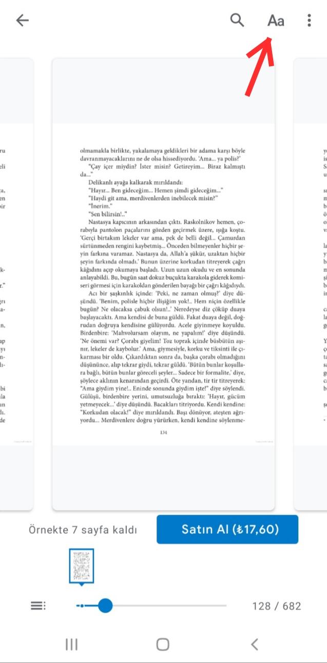 Google Play Kitaplar Nasıl Kullanılır?